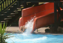 Imageclip Schwimmbad