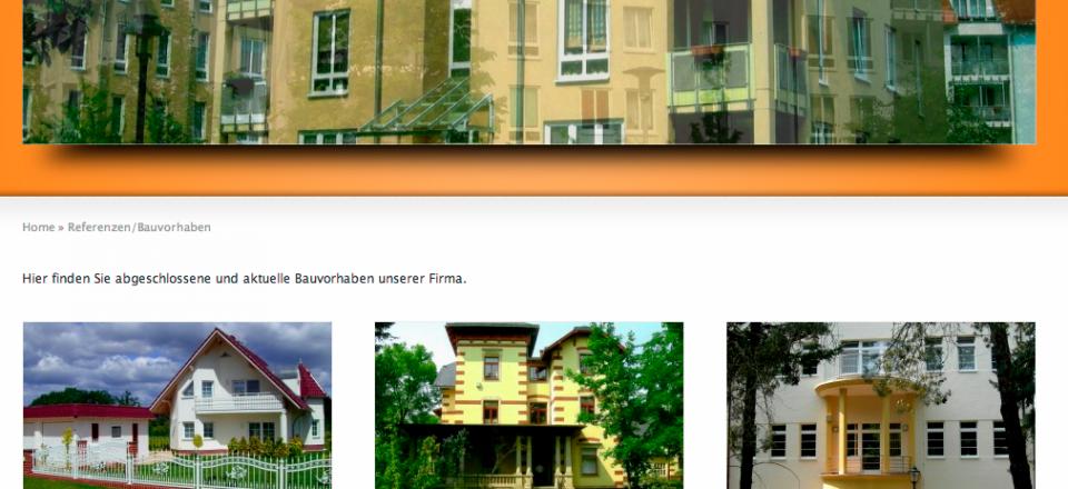 Webseite SDS GmbH