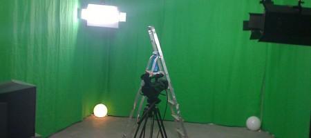Unser TV-Studiobau 2009
